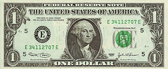 1-US-Dollar-Note